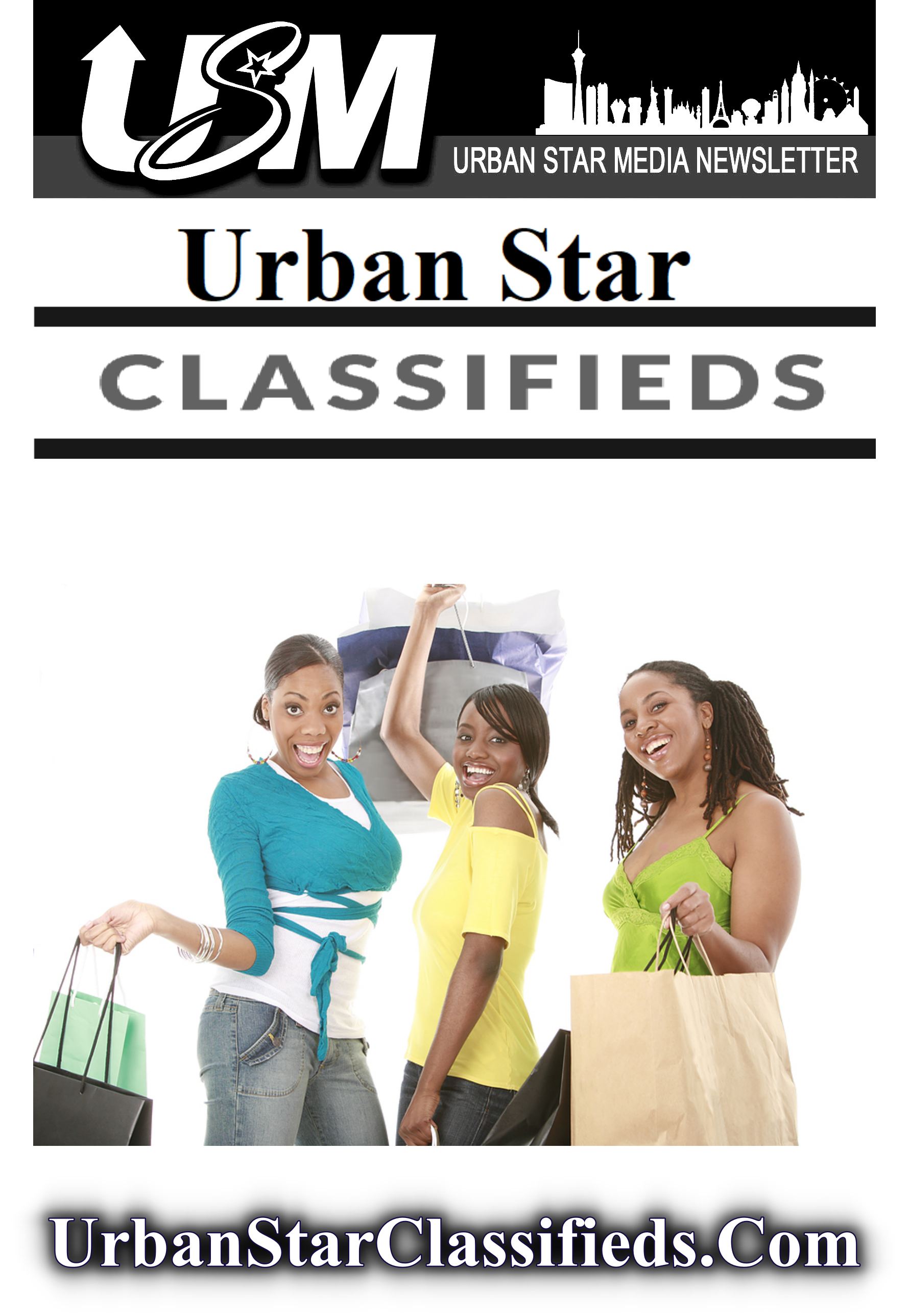 Urban Star Classifieds Newsletter
